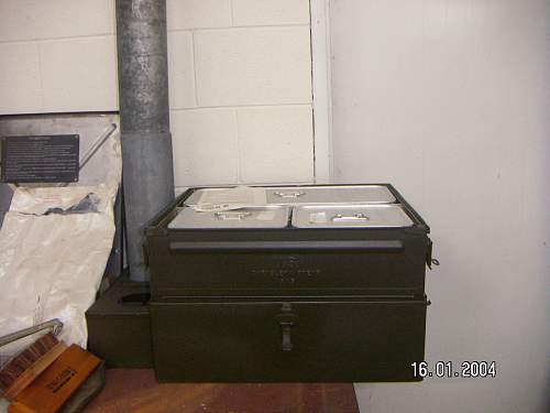 1944 US Small Detachment Cooker