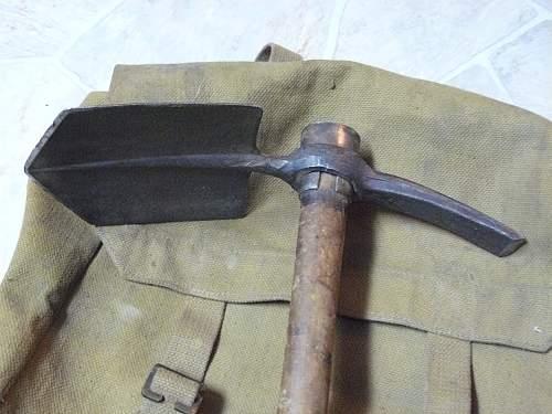 P-08 Entrenching tool