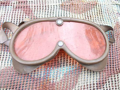 U.S Goggles