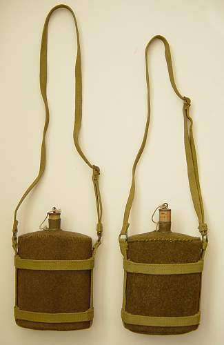 Click image for larger version.  Name:Home Guards and ATS water bottle carriers 001.jpg Views:558 Size:123.0 KB ID:320205