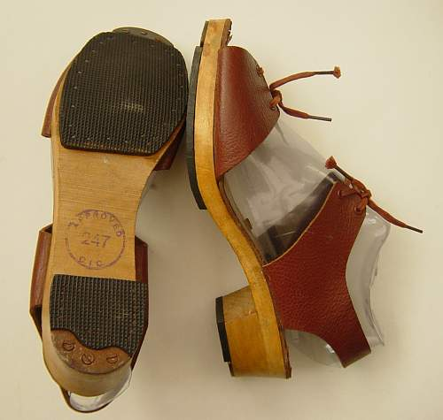 ATS issue Sandals