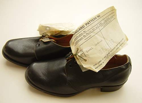 Click image for larger version.  Name:Shoes, Galley, WRNS 001.jpg Views:111 Size:134.8 KB ID:320236