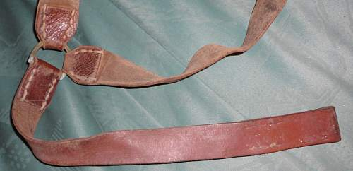 French suspender belt WW II ?