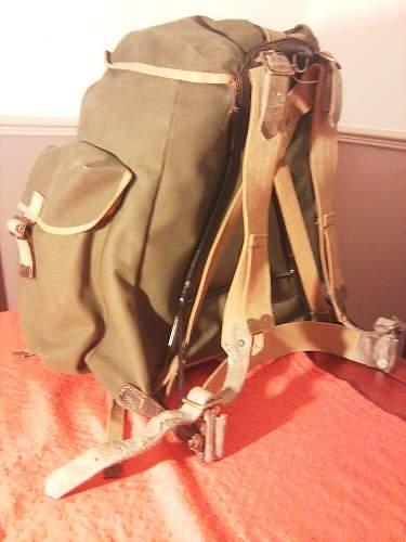 Bergan 1944/ back pack