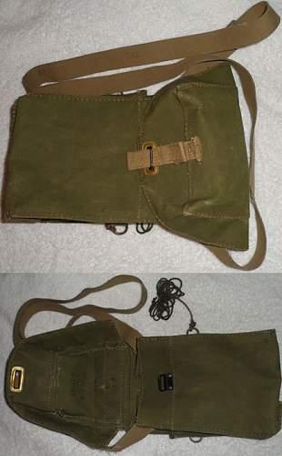 British WWII Bag?