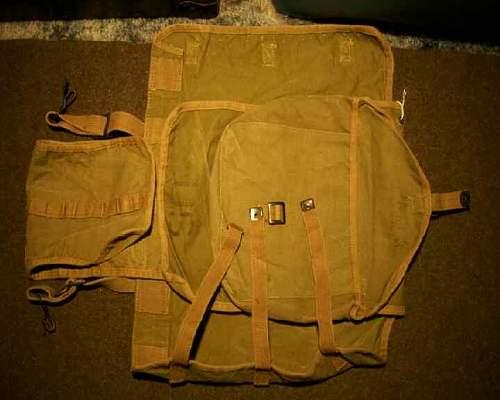 US M28 Pack British Made