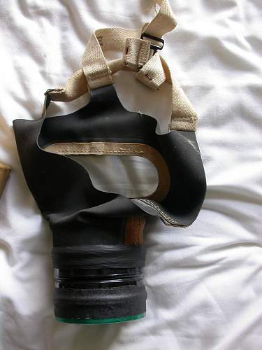 civilian gas mask