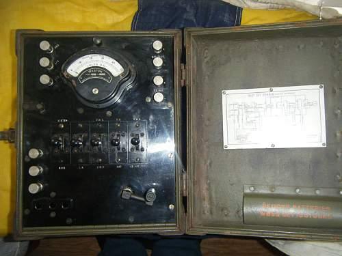 Radio info please