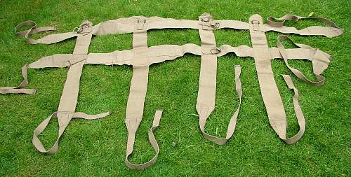 unknown webbing harness