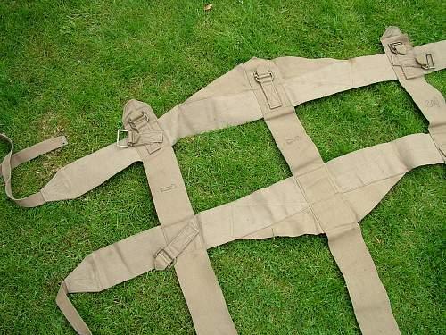 unknown webbing harness