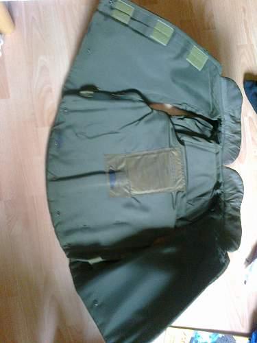 US PASGT vest, OD