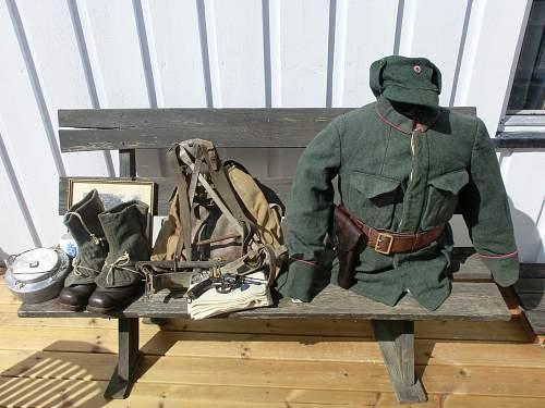 Norwegian Pre-war military equipment