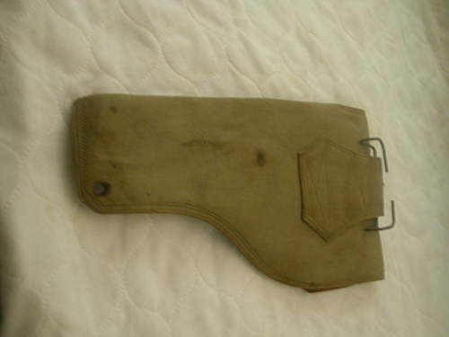 Need help  with ID  of this holster