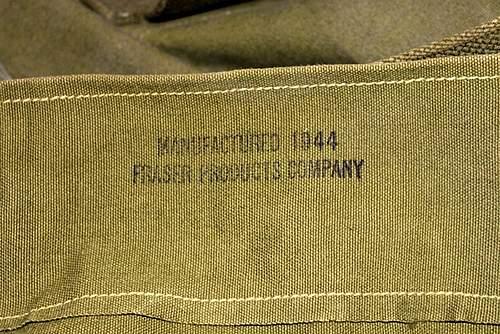 US bag