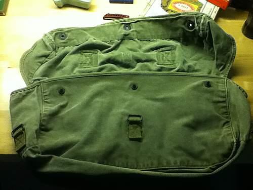 Unknown U.S WWII Bag