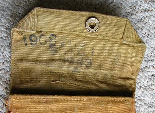 british p37 pistol pouch