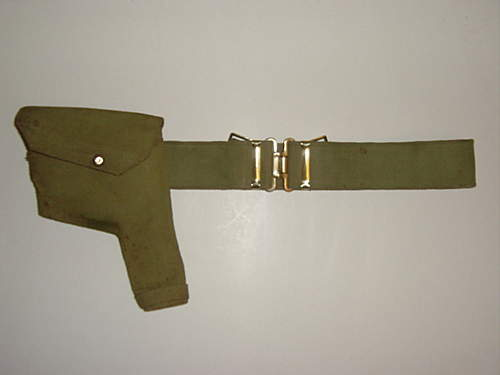 Click image for larger version.  Name:Don Turners  1937 pattern belt and holster..jpg Views:406 Size:116.4 KB ID:390372