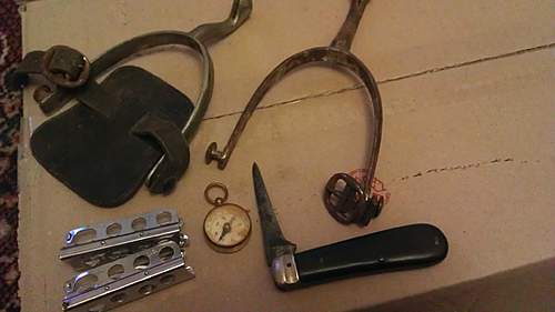 Are these items military realted?