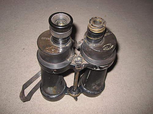 British Naval Binoculars