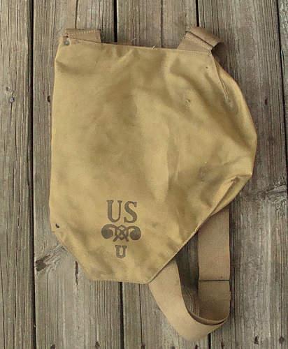 Us Gasmask bag