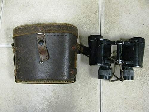 WW2 Binoculars.......Peleliu