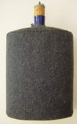 RAF issue water bottle
