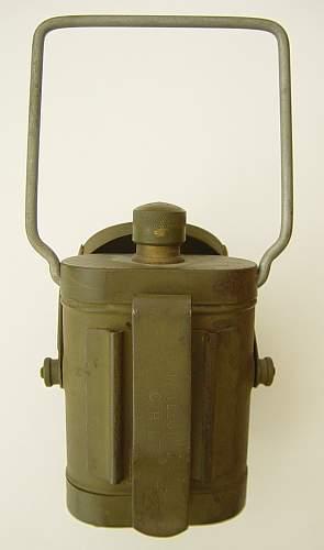 Lamp, Electric, No.1