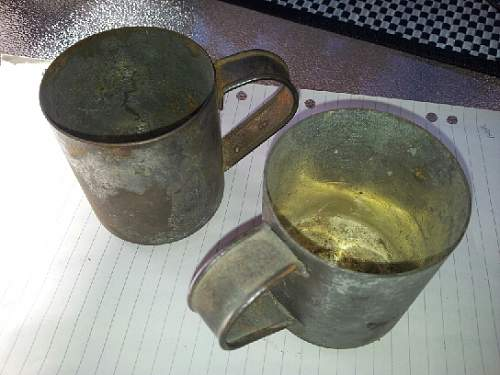 Strange cups - what are they???