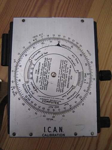 ICAN navigational computer