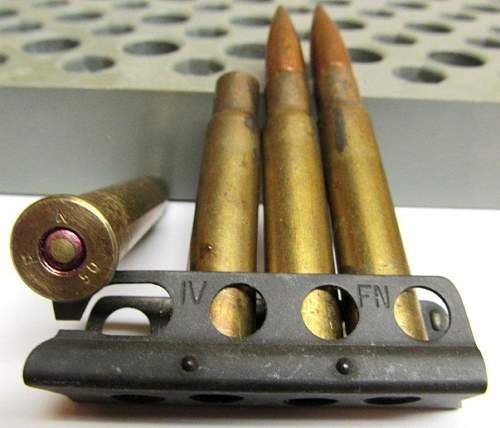 .303 rifle ammo bandoleers
