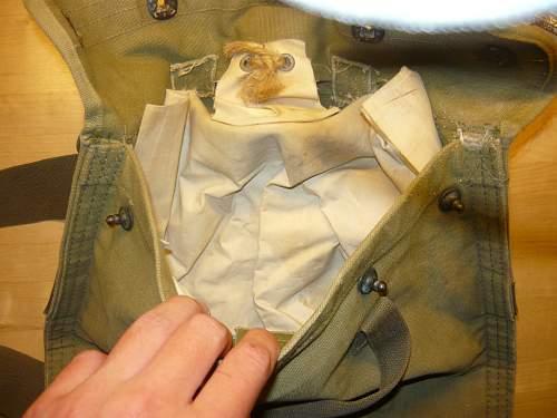 WWII USMC Experimental Jungle Bladder Help