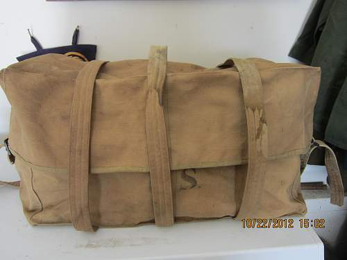Know what this bag is called?