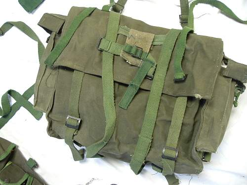HELP on Non Category Military Field Gear Canteen  Saudi ?  israeli ? Pakistani ?