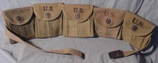 M1 carbine ammo belt