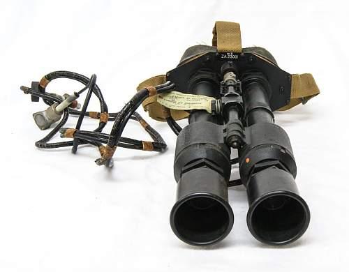 British Type E Night Vision Goggles