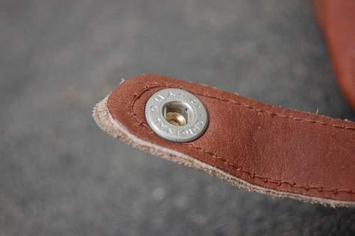 WW2 artillery mittens