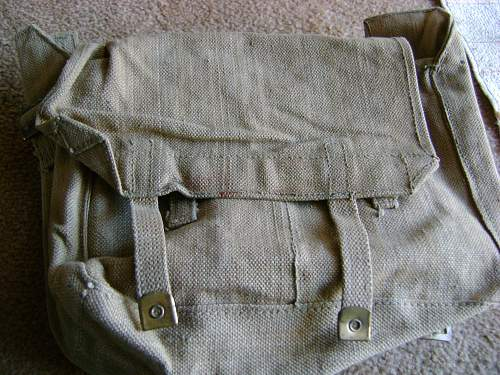 British 1937 pattern Haversack