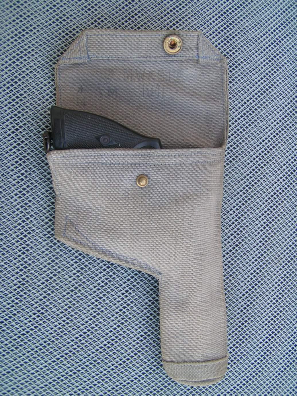 Need help! ww2 british RAF pistol holster