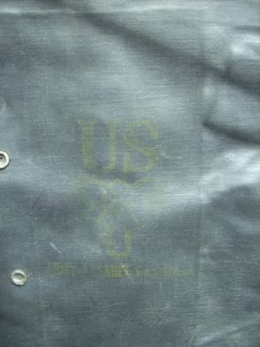 M7 Assault Mask Bag - oryginal