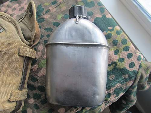 M1917 Mounted Canteen Cover, 1943 Canteen