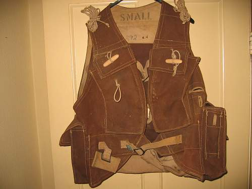 WWII British Assault Vest...Real or Fake...Lots of Photos