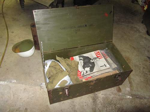 Bausch & Lomb Aviator Sunglasses WWII USGI?