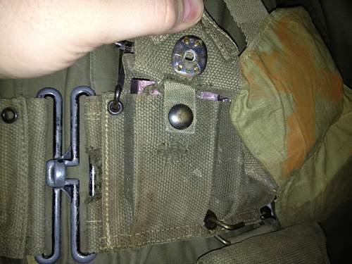 Cartridge belt repairs