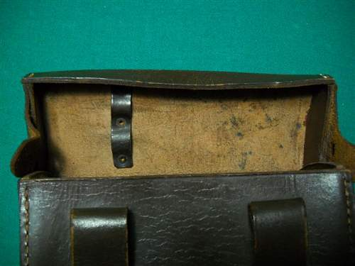 Dutch cartridge box?