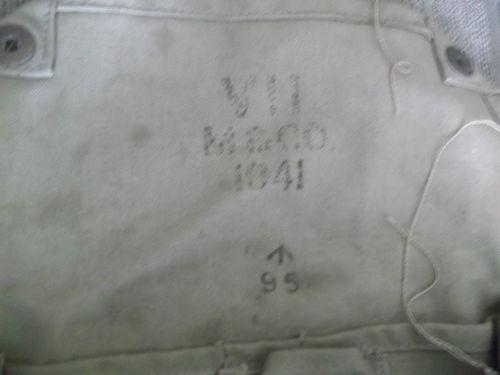 Mark V gas mask
