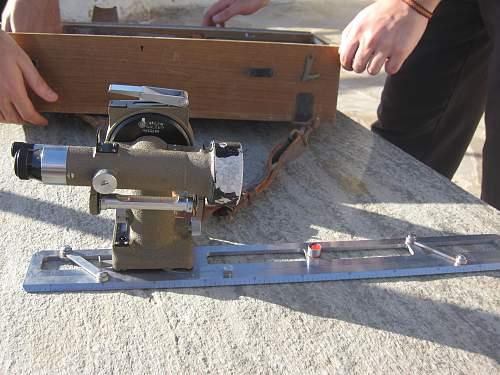 British unknown equipment...