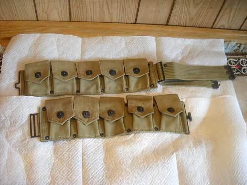 M1910 belt - fake/repro?
