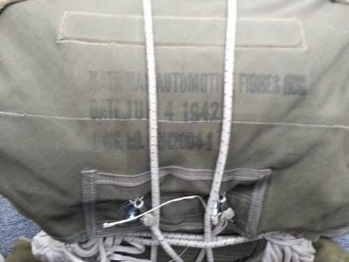 New pick up, any ideas on value.... U.S.  seat chute, minus harness.