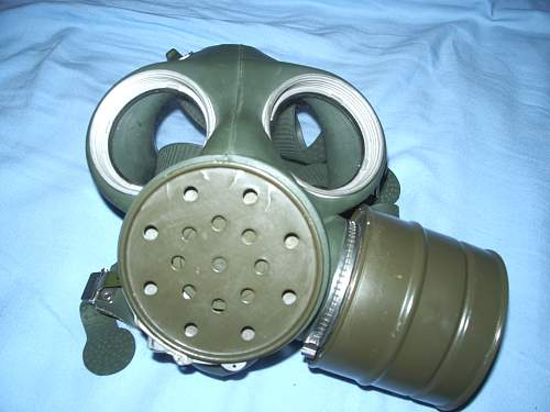 Prototype Light Anti Gas Respirator ?????