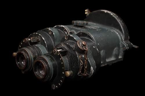 Ross Binocular Gunsight